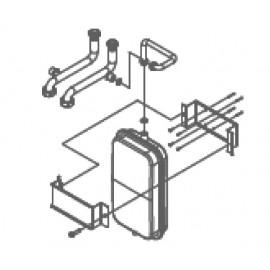 Комплект для подсоединения расширительного бака Baxi (7105838)